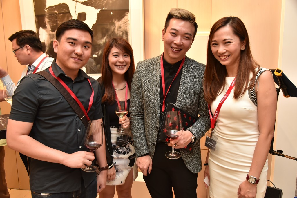 (From L-R): Chow Yen Shiun (Marketing Specialist, iProperty), Blair Loh, (Marketing Specialist, iProperty), Leslie Lin (Head of Content, International, iProperty), Landy Lan (Associate Director, Redbrick Mortgage Advisory)