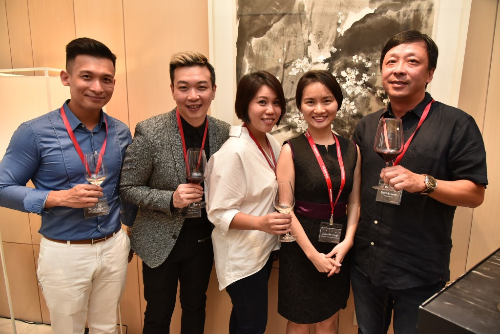 (L-R): WenYi Poh (Managing Director, Cambodia, New Union Singapore), Leslie Lin (Head of Content, International, iProperty), Sharlene Lim (Associate Manager, JTResi), Jennifer Yeap (Associate Director, Redbrick Mortgage Advisory), Patrick Seow (Vice President, SME Banking, Institutional Banking Group, DBS)