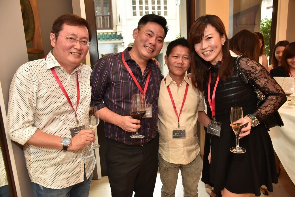 (L-R): Joseph Gan (Director, Valuation and Consultancy, ECG), Sebastian Hia (Head, Client Acquisition, Standard Chartered Bank), Jason Tan (Executive Director, JTResi), Vanessa Lee (Senior Vice President, Acquisitions & Channel Management Head, DBS)
